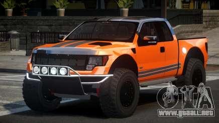 Ford F150 SP Off Road L3 para GTA 4