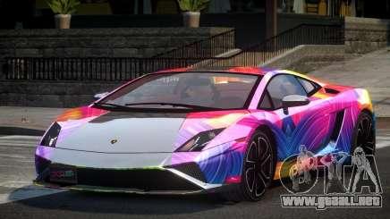 Lamborghini Gallardo BS Custom L4 para GTA 4
