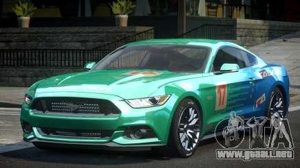 Ford Mustang GT U-Style L5 para GTA 4