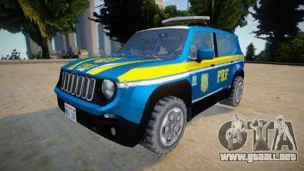 Jeep Renegade 2020 - PRF para GTA San Andreas