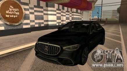 Mercedes-Benz S63 (W223) para GTA San Andreas
