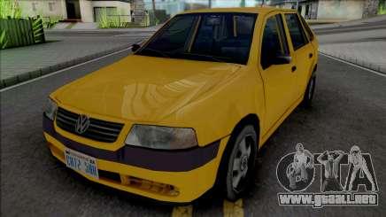 Volkswagen Gol G3 2001 para GTA San Andreas