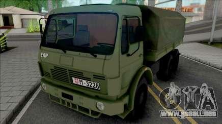 FAP 2026 [Serbian Military Truck] para GTA San Andreas
