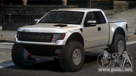 Ford F150 SP Off Road para GTA 4