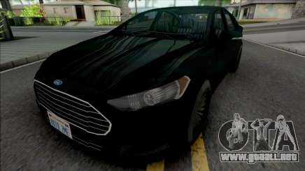 Ford Fusion 2015 para GTA San Andreas