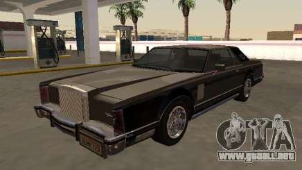 Lincoln Continental Mark V 1979 SA para GTA San Andreas