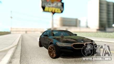 BMW M5 CS F90 2021 para GTA San Andreas