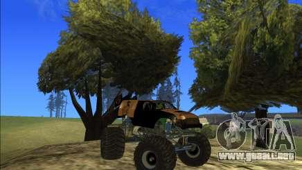 Ningún granjero sin camión monstruo de comida para GTA San Andreas