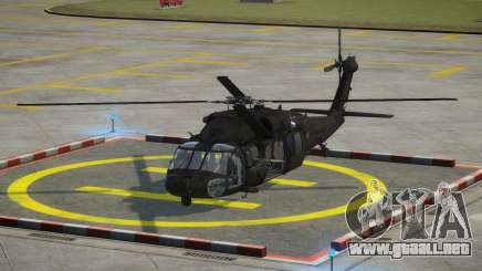 Sikorsky MH-60L para GTA 4