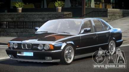 BMW M5 E34 GST HR para GTA 4