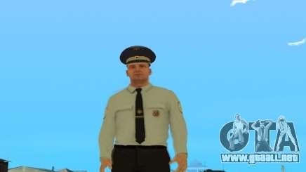 Jefe de DPS para GTA San Andreas