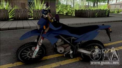 Kawasaki KLX 150 BF SE para GTA San Andreas