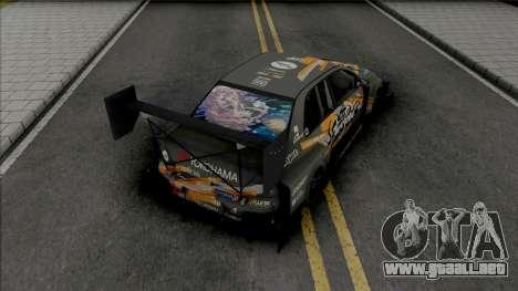 Mitsubishi Lancer Evolution VIII Time Attack para GTA San Andreas