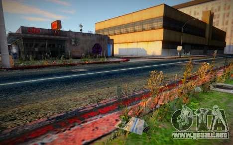Retexture PetrolLA SA Version para GTA San Andreas