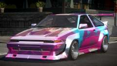 1983 Toyota AE86 GS Racing L10