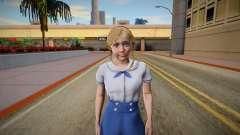 Sherry Birkin para GTA San Andreas