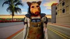Pighead from Dead by Daylight para GTA San Andreas