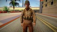 American Soldiers WW2 GTA SA V2 para GTA San Andreas
