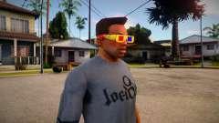 Borderlands 3d Glasses For Cj para GTA San Andreas