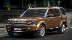 Land Rover Discovery TR