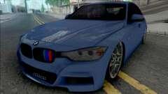 BMW 320i MSport F30 para GTA San Andreas