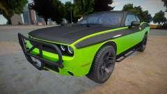 Dodge Challenger RTShaker F7 (High quality car)