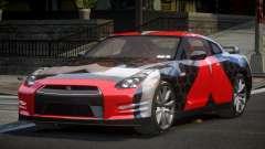 Nissan GT-R Egoist L7 para GTA 4
