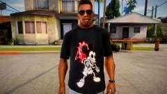 Mickey Mouse T-Shirt (good textures) para GTA San Andreas
