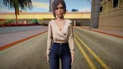Ada Wong v5 para GTA San Andreas