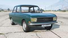 Audi 60 sedán de 2 puertas (F103) 1969〡add-on para GTA 5