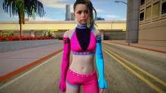 Becca Woollett V1 para GTA San Andreas