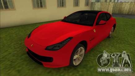 Ferrari GTC4 Lusso para GTA Vice City