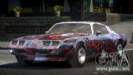 Pontiac TransAm 80S L6 para GTA 4