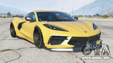 Chevrolet Corvette Stingray Mansaug (C8) 2020〡add-on para GTA 5