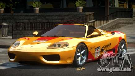 Ferrari 360 SP-T L3 para GTA 4