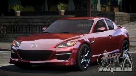 Mazda RX-8 BS U-Style para GTA 4