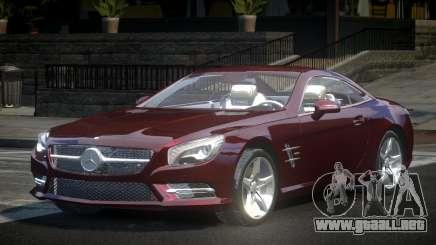 Mercedes-Benz SL500 BS V1.1 para GTA 4