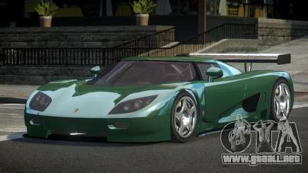 Koenigsegg CCGT BS V1.0 para GTA 4