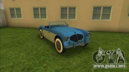 Ascot Bailey S200 From Mafia II para GTA Vice City