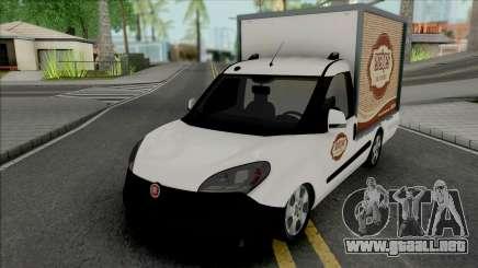 Fiat Doblo Erciyes Bakery para GTA San Andreas