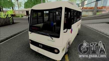 Hino PUV Class 3 Modern Philippine Jeepney para GTA San Andreas