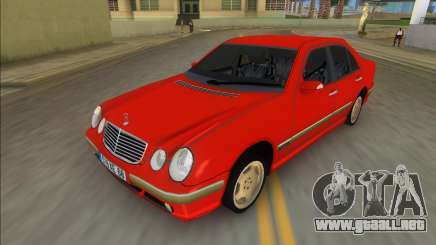 Mercedes-Benz E55 (AMG) 1999 para GTA Vice City