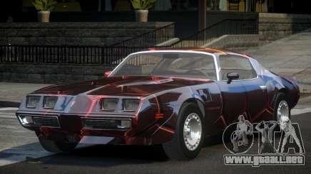 Pontiac TransAm 80S L4 para GTA 4