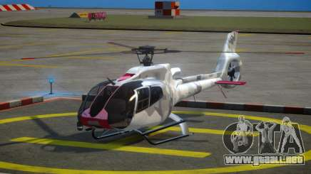 Eurocopter EC130 B4 AN L1 para GTA 4