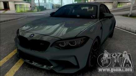 BMW M2 2018 [IVF] para GTA San Andreas