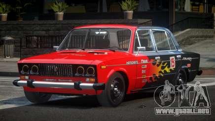 VAZ 2106 GS-R L1 para GTA 4