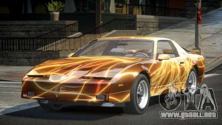 Pontiac TransAm U-Style L6 para GTA 4