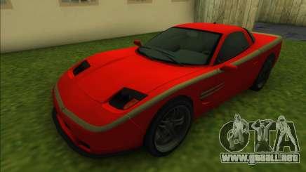 GTA IV Coquette para GTA Vice City