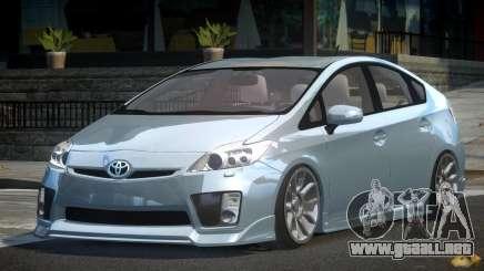 Toyota Prius SP V1.0 para GTA 4
