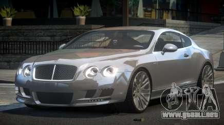 Bentley Continental GS-R para GTA 4